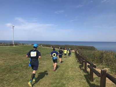 オホーツク網走マラソン 壮大なひまわり畑と景観を堪能してきました!