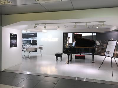 浜松駅のピアノ
