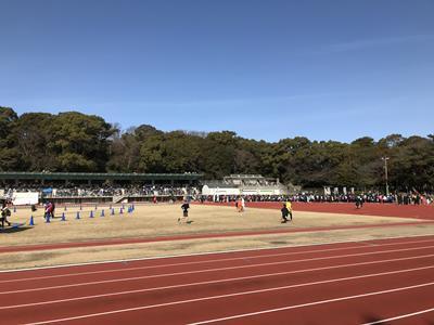 浜松シティマラソン5kmスタート地点