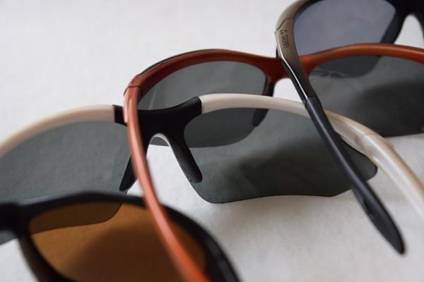 ランニングのサングラス