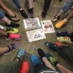 おかやまトマト銀行リレーマラソン!6時間耐久リレマラでチームランを楽しみました!