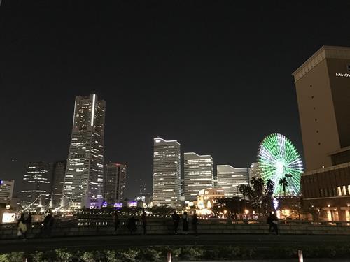 横浜マラソン2019完走!高速道路の攻略が記録更新のポイント